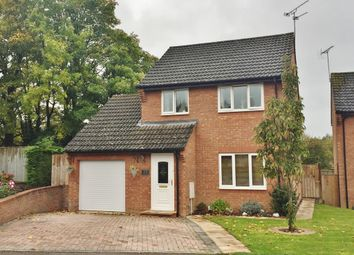 Thumbnail 3 bed detached house for sale in Willowbrook, Purton, Swindon