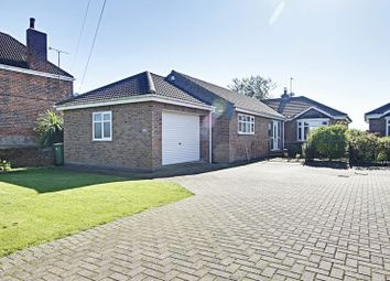 Thumbnail 3 bed detached bungalow for sale in Staithes Road, Preston, Hull