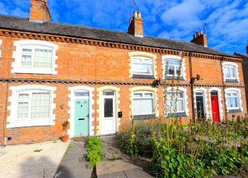 Thumbnail 3 bed terraced house for sale in Station Road, Ratby, Leicester