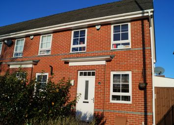 Thumbnail 2 bed end terrace house for sale in Bransford Road, Worcester