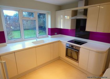 Thumbnail 3 bed flat to rent in Glaston Court, Grange Road, London