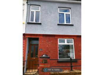 Thumbnail 3 bed terraced house to rent in The Parade, Pontypridd