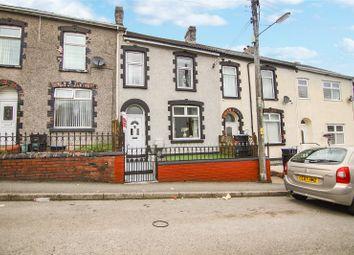 Thumbnail 4 bed terraced house for sale in Tredegar Road, Ebbw Vale, Blaenau Gwent