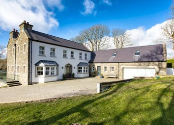 Thumbnail 5 bed detached house for sale in Old Ballacorris, Mullinaragher Road, Santon