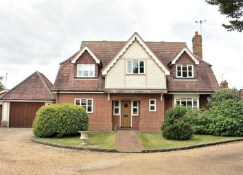 Thumbnail 4 bed detached house for sale in Braintree Road, Felsted, Dunmow, Essex