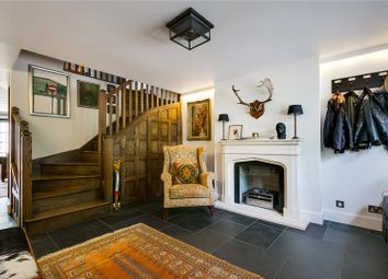 Thumbnail End terrace house to rent in Station Road, Barnes, London
