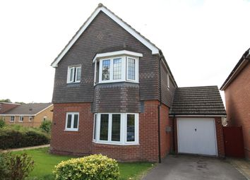 Thumbnail 3 bed detached house to rent in Rycroft Meadow, Basingstoke, Hampshire