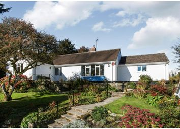 Thumbnail 4 bed detached bungalow for sale in Wingmore, Swallowcliffe, Salisbury