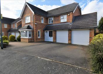 Thumbnail 4 bed property for sale in Saltcote Close, Crayford, Dartford