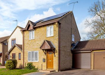 Thumbnail 3 bed detached house for sale in Dashwood Close, Ipswich, Suffolk