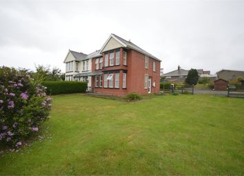 Thumbnail 1 bedroom flat to rent in Barry House, Ferwig Road, Cardigan, Ceredigion