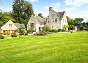 Thumbnail 6 bed detached house for sale in Burleigh, Stroud, Gloucestershire