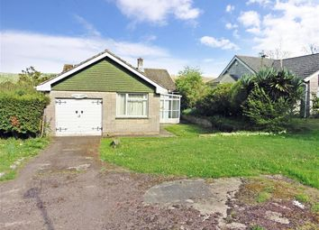Thumbnail 3 bed bungalow for sale in Ventnor Road, Whitwell, Ventnor, Isle Of Wight