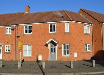 Thumbnail 3 bed terraced house to rent in Worle Moor Road, Weston-Super-Mare