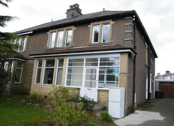 Thumbnail 2 bed flat to rent in Heysham, Morecambe