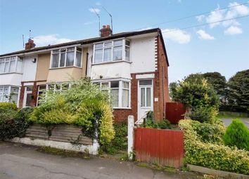 Thumbnail 3 bedroom end terrace house for sale in Glebe Street, Wellington, Telford, Shropshire