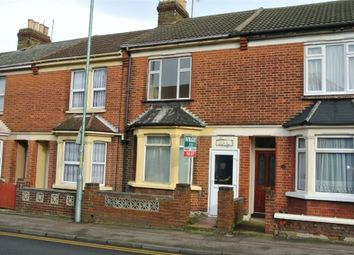 3 bed terraced house to rent in Canterbury Street, Gillingham, Kent ME7