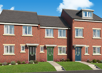 "Thumbnail 2 bed property for sale in ""The Normanby At Derwent Heights"" at Off Ravensworth Road, Dunston"
