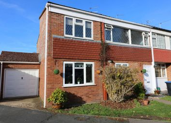 Thumbnail 3 bedroom end terrace house for sale in Harcourt Close, Egham