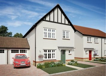Thumbnail 3 bed semi-detached house for sale in The Draycott, The Chestnuts, Winscombe, Somerset