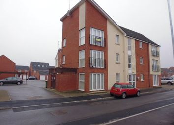 Thumbnail 1 bed flat to rent in Edgar House, Alexandra Gate, Newport