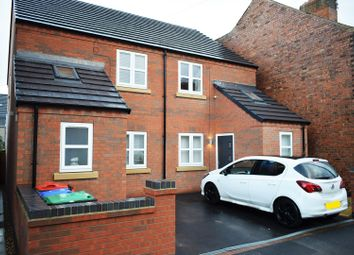 Thumbnail 3 bed semi-detached house for sale in King Street, Huthwaite, Sutton-In-Ashfield