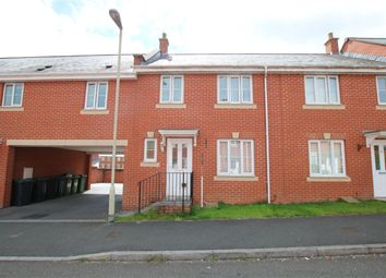 Thumbnail 3 bed terraced house for sale in Buckingham Road, Kings Heath, Exeter