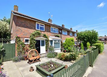 Thumbnail 4 bed end terrace house for sale in Kirdford Close, Ifield, Crawley, West Sussex