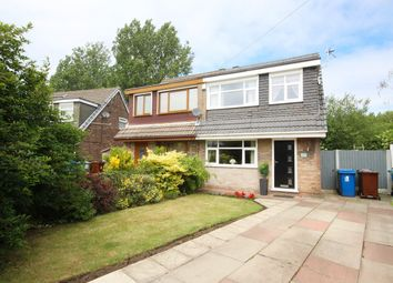 Thumbnail 3 bed semi-detached house for sale in Monmouth Crescent, Ashton-In-Makerfield, Wigan