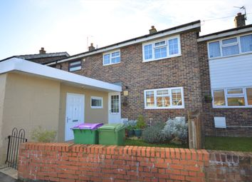 Thumbnail 3 bed terraced house for sale in Millfield, Hawkinge, Kent