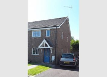 2 bed semi-detached house for sale in Whitchurch Road, Fleet, Hampshire GU51