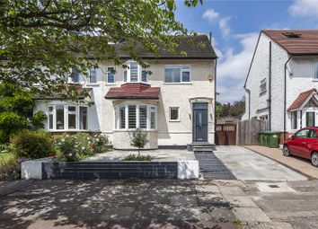Thumbnail 4 bed semi-detached house for sale in Westbrook Road, London