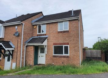 Thumbnail 2 bed end terrace house for sale in Beckford Road, Abbeymead, Gloucester