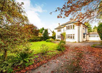 Thumbnail 4 bed detached house for sale in D'urton Lane, Broughton, Preston