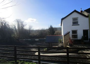 Thumbnail 3 bedroom semi-detached house for sale in Gough Cottage, Heol Glantawe, Ystradgynlais, Swansea.