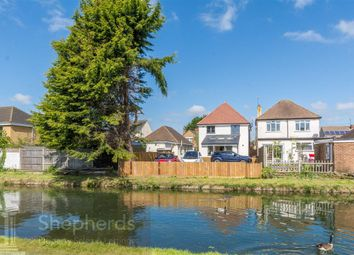 Thumbnail 2 bed maisonette for sale in Salisbury Road, Hoddesdon, Hertfordshire