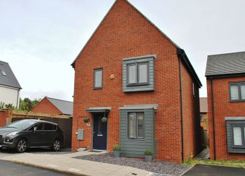Thumbnail 4 bed detached house to rent in Cottom Way, Lawley, Telford