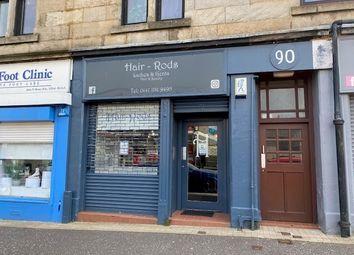 Thumbnail Retail premises for sale in Barnes Court, Barnes Street, Barrhead, Glasgow