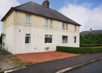 Thumbnail 1 bed flat for sale in Blair Crescent, Hurlford