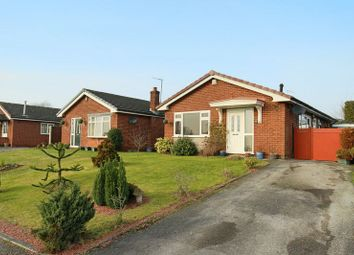 Thumbnail 2 bed detached bungalow for sale in Telford Way, Audlem, Crewe
