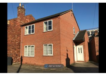Thumbnail 1 bed flat to rent in Westfield Street, Lincoln