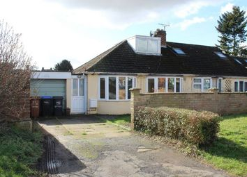 Thumbnail 2 bed semi-detached bungalow for sale in Sycamore Road, Duston, Northampton