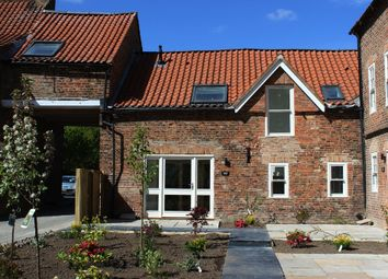 Thumbnail 3 bed barn conversion for sale in Coach House, Beech Court, Cliffe
