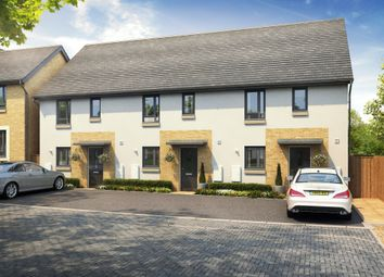 "Thumbnail 3 bed semi-detached house for sale in ""Barwick"" at Redwood Drive, Plympton, Plymouth"