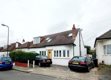Thumbnail 5 bed bungalow for sale in Glenwood Avenue, London