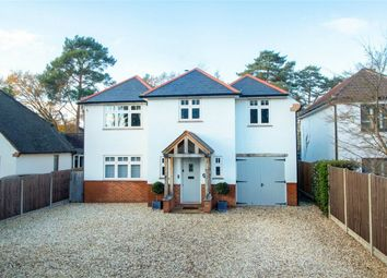 Thumbnail 4 bed property for sale in Wood Lane, Fleet