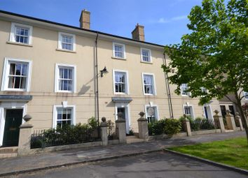 Thumbnail 4 bed terraced house for sale in Peverell Avenue West, Poundbury, Dorchester