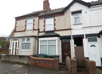 Thumbnail 2 bed terraced house to rent in Dudley Road, Rowley Regis