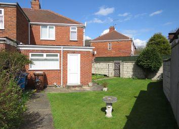 Thumbnail 2 bedroom semi-detached house for sale in Hamlyn Drive, Hull