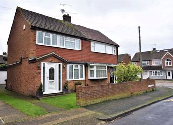 Thumbnail 2 bed semi-detached house for sale in Tudor Avenue, Stanford-Le-Hope, Essex